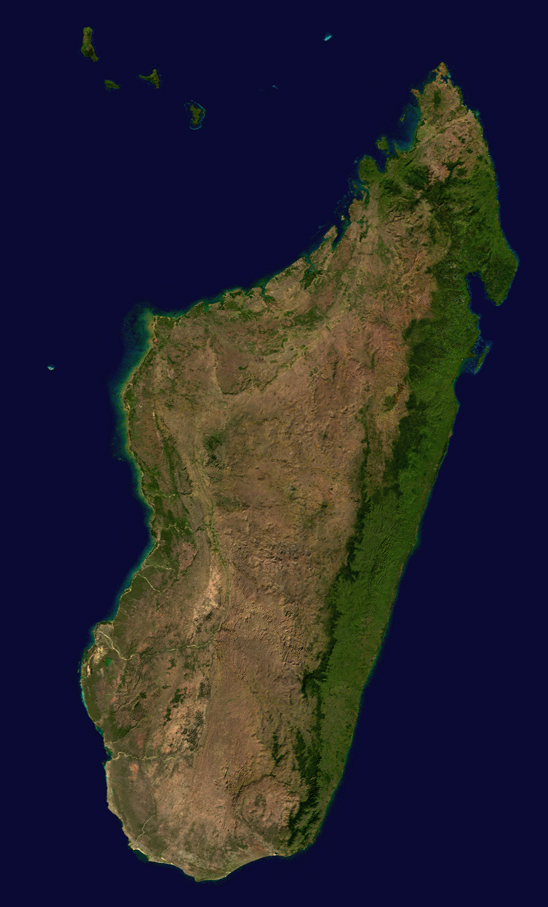 MADAGASCAR'S GEOGRAPHY for Kids